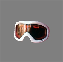 Picture of Injection Colour Kids Goggles - White