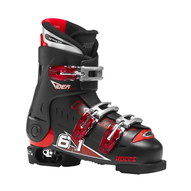 Picture of Roces Adjustable Kids Ski Boot 22.5-25.5